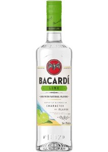 Bacardi Lime Rum 750ml