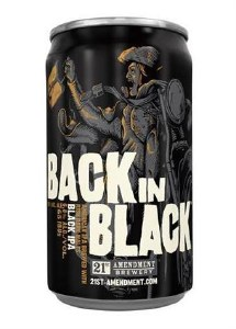 Back in Black IPA 12oz 6pk Cans