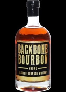 BackboneUncut Bourbon Whiskey 750ml