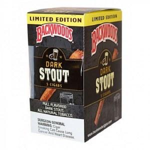 Backwoods Dark Stout 5 Pack