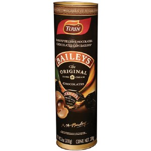 Baileys Liqueur Chocolate Tube
