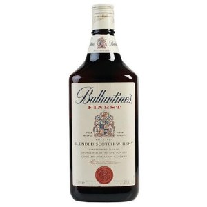 Ballantines Blended Scotch Whiskey 1.75L