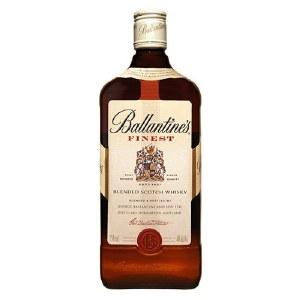 Ballantines Blended Scotch Whiskey 750ml