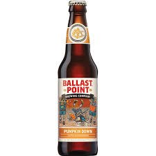 Ballast Point Pumpkin Down 12oz 6pk Bottle