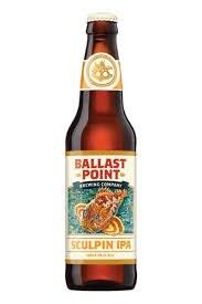 Ballast Point Sculpin IPA 12oz 6pk Bottles
