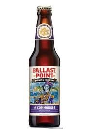 Ballast Point Commodore Stout 12oz 6pk Bottles