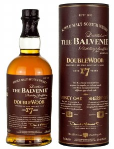 Balvenie 17 Year Single Malt Whiskey 750ml