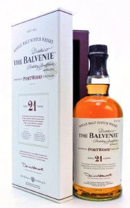 Balvenie 21 Year Single Malt Whiskey 750ml