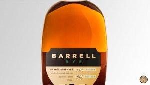 Barrel Rye 11 Year Rye Whiskey 001 750ml