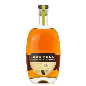 Barrell Rye 4yr 750ml