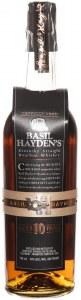 Basil Hyden 10 Year Bourbon Whiskey 750ml