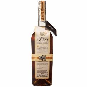 Basil Haydens Bourbon Whiskey 750ml