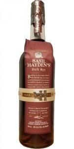 Basil Hyden Dark Rye Whiskey 750ml