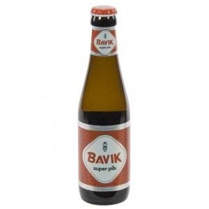 Bavik Super Pilsner 12oz 6pk Bottles