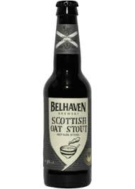 Belhaven Scottish Oat Stout 12oz 6pk Bottles