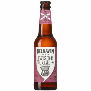Belhaven Twisted Thistle IPA 12oz 6pk Bottles