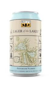 Bells Lager of  Lakes 12oz 6pk Bottles