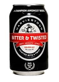 Bitter & Twisted 16oz 4pk Cans
