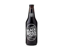 Black Boss Porter 500ml Bottle