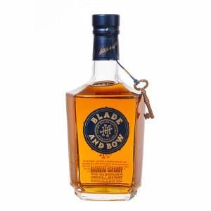 Blade & Bow  Bourbon Whiskey 750ml