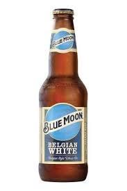 Blue Moon Belgian White 12oz Bottle