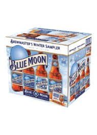 Blue Moon Mix Pack 12oz 12pk Bottle