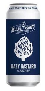 Blue Point Hazy Bastard Juicy IPA 16oz 4pk Can