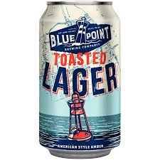 Blue Point Toast Lager 12oz 6pk or 18pk Cans