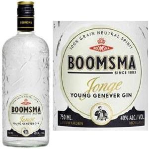 Boomsma Jonge Genever Gin 750ml