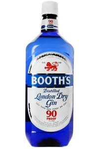 Booths Dry Gin 1.75L