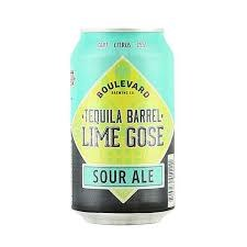 Boulevard Lime Tequila Lime Gose 6pk 12oz Can