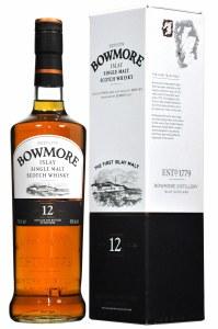 Bowmore 12 Year Single Malt Whiskey 750ml