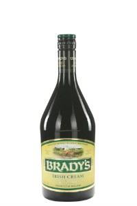 Bradys Irish Cream 750ml