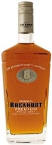 Breakout Premium Rye Whiskey 750ml