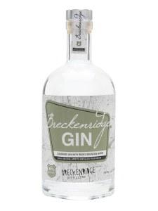 Breckenridge Colorado Gin 750ml
