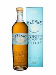 Brenne French Single Malt Whiskey 750ml