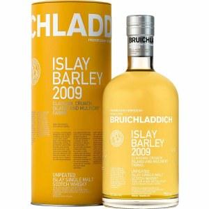 Bruichladdich Islay Barley 2009  Single Malt Whiskey 750ml