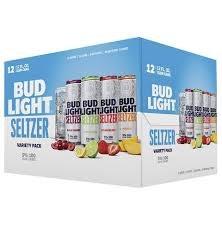 Bud Light Hard Seltzer 12pk 12oz Cans