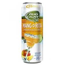 Budlight Mango Rita 25oz Can