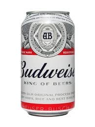 Budweiser 6,12, Or 24pk Cans