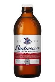 Budweiser Red Lager 16oz 6pk Cans