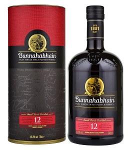 Bunnahabhain 12 Year Single Malt Whiskey 750ml