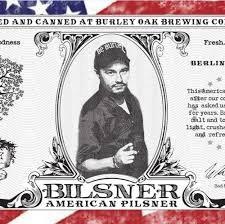 Burley Oak Bilsner 6 Pack Cansan