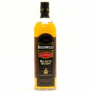 Bushmills Black Irish Whiskey 750ml