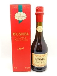 Busnel Fine Calvados France 750ml
