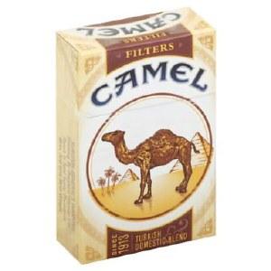 Camel Filters Box Short