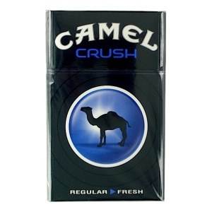 Camel Crush Short Box