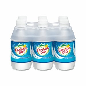 Canada Dry Club Soda 10oz B