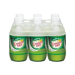Canada Dry Gingerale 6pk or Single 10oz