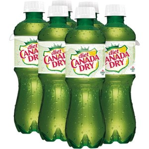 Canada Dry Gingerale Diet 20oz